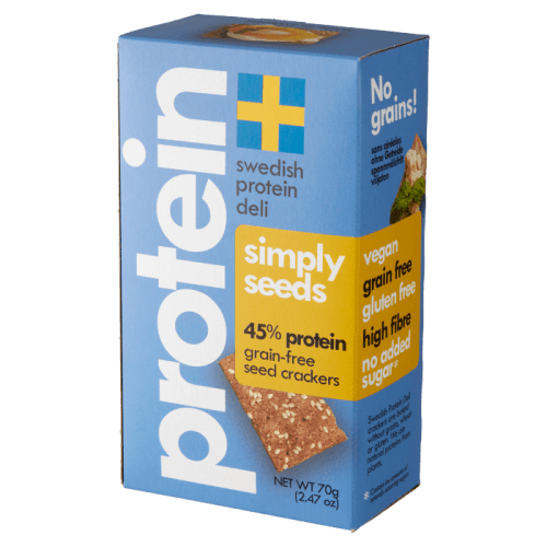 Frökex Swedish Protein Deli Simply Seeds